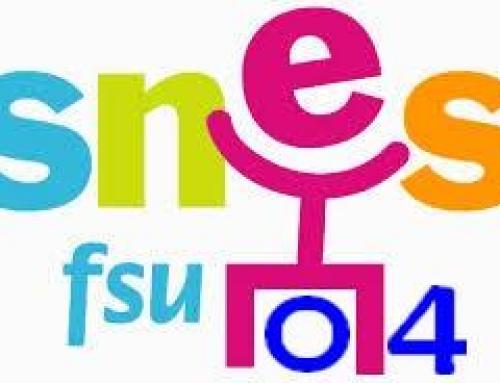 Lettre du Recteur aux chefs d'établissements: la réaction du SNES/FSU