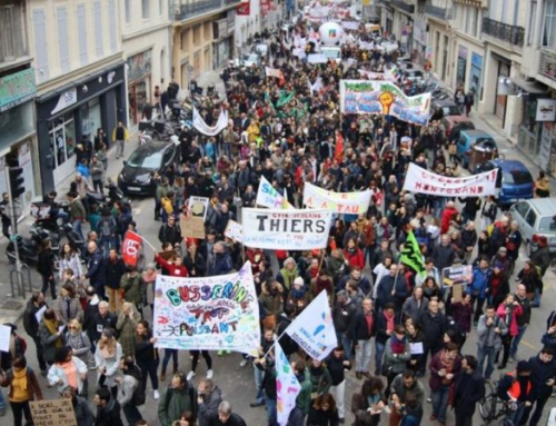 Grève et manifestation vendredi 24 janvier