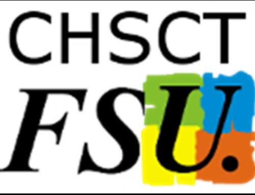 CHSCT 20 mai Compte-rendu et Déclaration de la FSU04
