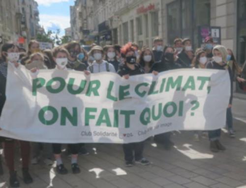 Actions internationales pour le climat Les 25 et 26 septembre