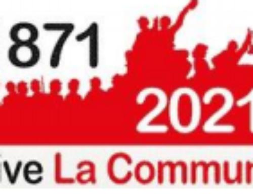 Château-Arnoux : 150ème anniversaire de la Commune.